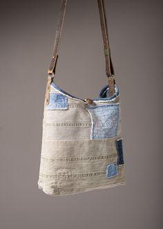 Vintage OD Web Bucket Bag – J AUGUR DESIGN