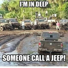 Hope they don't tear that poor Dodge in two....