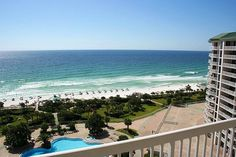 Silver Shells St. Croix 1403. 3 Bedroom, 2 Bathroom Gulf-Front Condo. Sleeps 8. Located in Destin, Florida and professionally managed by Compass Resorts.