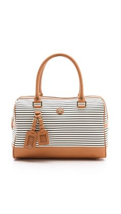 Tory Burch Viva Satchel - THE perfect bag for Spring/Summer!