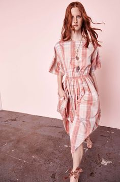 Ulla Johnson Resort 2017 Fashion Show