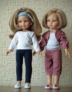 Поверь в мечту... Испанские игровые куколки Paola Reina, лимитная серия La lalla / Paola Reina, Antonio Juan и другие испанские куклы / Бэйбики. Куклы фото. Одежда для кукол