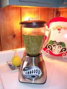 Here's my Grama's chile verde recipe, I just finished roasting, and blending.