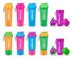 Shakere neon Healthy Recipes, Healthy Drinks, Healthy Eating, Herbalife Nutrition, Herbalism, Water Bottle, Portugal, Palette, Get Skinny