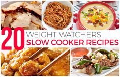 Below you will find 20 of Best slow cooker recipes – (with SmartPoints): Slow Cooker Orange Chicken Slow Cooker Potato Cauliflower Soup Recipe Slow Cooker Pepper Steak Slow Cooker Everything Chicken Slow Cooker Pulled Pork Slow Cooker Stuffed Cabbage Rolls Weigh Watchers Slow Cooker Taco Soup Olive Garden Slow Cooker Pasta Fagioli Recipe Slow Cooker Pot Roast & Potatoes Slow Cooker Cashew Chicken Slow Cooker Skinny Chicken Enchilada Soup Slow Cooker Cheesy Chicken and Potatoes Slow cooker...