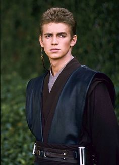 Anakin Skywalker/Darth Vader.    Yoda: Careful you must be when sensing the future Anakin. The fear of loss is a path to the dark side.    Anakin Skywalker: I won't let these visions come true, Master Yoda.