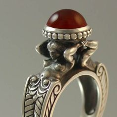 Art Nouveau was one of the most interesting and beautiful jewelry eras.