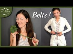 How to style and wear a belt? Which types of belt have which effect on the silhouette? How to play with proportions? This is a try-on video in which I show y...