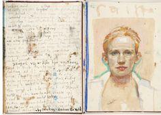 Craig Hanna sketchbook