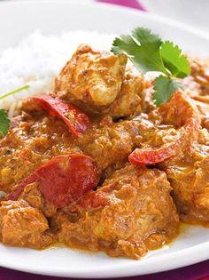 Ινδικό κάρι με κοτόπουλο και ρύζι Gastronomy Food, Recipe For Success, Pleasing Everyone, Curry, Easy Meals, Lunch, Dinner, Cooking, Ethnic Recipes