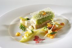 Bocuse d'Or 2015 | MOROCCO - Fish dish :copyright: Photos Le Fotographe