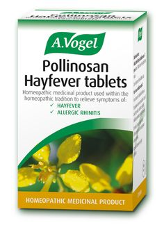 Pollinosan Hayfever Tablets   - Hayfever remedy  - May also be used for allergic rhinitis  - Non-drowsy - does not affect ability to drive or use machines  120 tabs - £9.15
