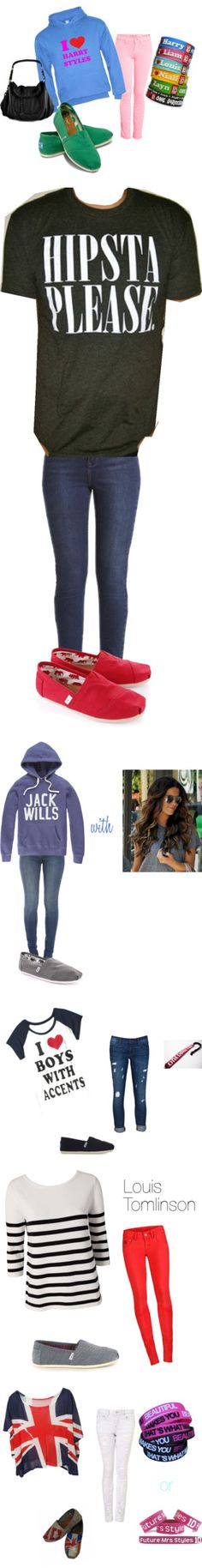 """""""One Direction Clothing"""" by cieara-1 on Polyvore. I would wear the Louis Tomlinson!"""