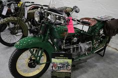 OldMotoDude: 1929 Henderson KJ Model sold for $88,000 at the 20...