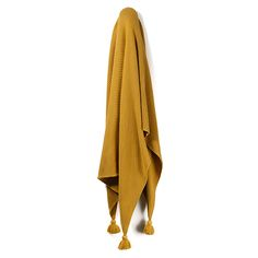 Casbah Mustard Throw