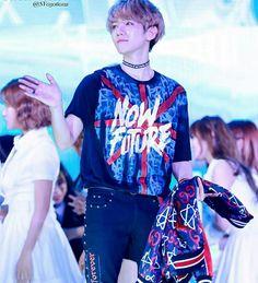 [170119] BAEKHYUN at 26th Seoul Music Awards