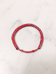 Because we all need a little luck and protection sometimes. These are great for frequent travellers as well. These are handmade by a seller on Etsy and she even blessed the strings as well! Red String Bracelet,  Chinese Knot bracelet,  Protection bracelet.