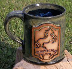 Prancing Pony mug; Lord of the Rings, The Hobbit