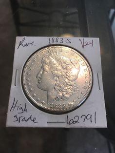 1883-S Morgan Silver Dollar    eBay