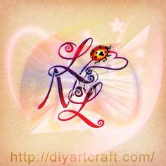 #acronym LNL #ladybug #tattoo