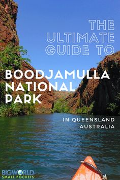 The Ultimate Guide to Boodjamulla National Park in Queensland, Australia {Big World Small Pockets}