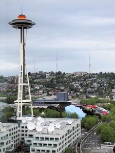 Seattle and the Space Needle