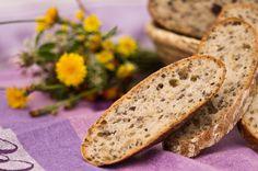 Chlieb Banana Bread, Desserts, Food, Tailgate Desserts, Deserts, Essen, Postres, Meals, Dessert