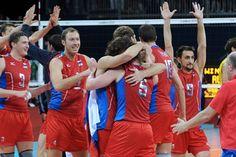 Partida de vôlei masculino acontecerá nesta quinta-feira (17) em Florença.