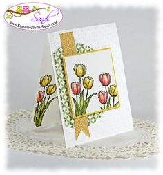 Stampin UP Blessed Easter by Sandi @ www.stampingwithsandi.com
