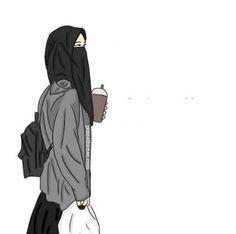 63 Ideas wall paper cartoon faces for 2019 Arab Girls, Muslim Girls, Muslim Women, Cute Love Pictures, Girl Pictures, Girl Pics, Cartoon Faces, Girl Cartoon, Cartoon Art