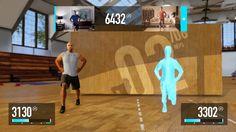 Demo: Nike+ Kinect Training - Xbox.com