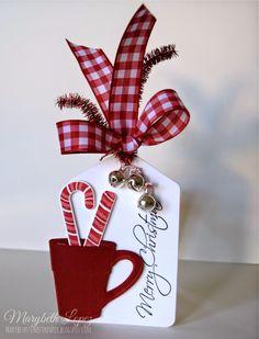Handmade Christmas Gift Tags storage organization for relations - Storage And Organization Christmas Gift Tags, Xmas Cards, Handmade Christmas, Christmas Gift Wrapping, Gift Cards, Diy Christmas, Holiday Gifts, Christmas Stockings, 25 Days Of Christmas