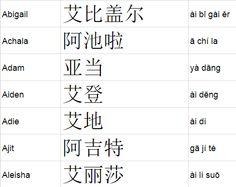 Beginner in Chinese?