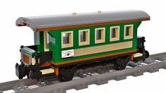 PDF- Bauanleitung - Personenwaggon Nr. 4 aus Lego - Eisenbahn -Zug-9V-12V- MOC FOR SALE • EUR 6,20 • See Photos! Money Back Guarantee. EIGENBAU - CUSTOM - MOC: Ich biete hier ein selbstentworfenes Modell (MOC) als Bauanleitung für die Eisenbahn aus Legosteinen an. Es ist für alle Lego Eisenbahnsysteme geeignet. Die Auktion beinhaltet: 161903770516