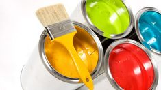"This pin links to the post: ""Is It Hazardous Waste."" QUESTION: Why would anyone want to paint their home with hazardous waste? Look for less-toxic paints! Web Responsive, Grey Front Doors, Best Interior Paint, Interior Painting, Interior Design, Hazardous Waste, Asian Paints, Painting Services, Painting Wallpaper"