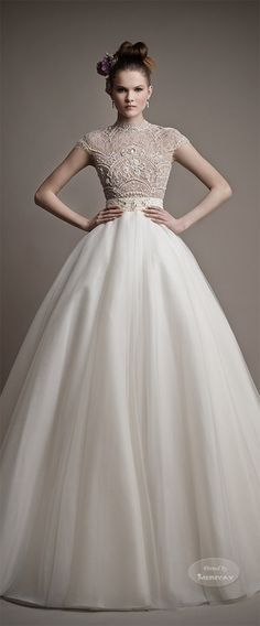 Ersa Atelier . Bridal Collection for Spring 2015.