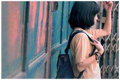 Hidden little girl (by Deariko on Flickr)