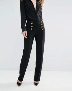S Roger Wide Pant online today at ASOS for fast delivery, multiple payment options and hassle-free returns (Ts&Cs apply). Get the latest trends with ASOS. Wide Pants, Fashion Pants, Latest Trends, Cool Outfits, My Style, Shopping, Templates, Work Wear, Outfit