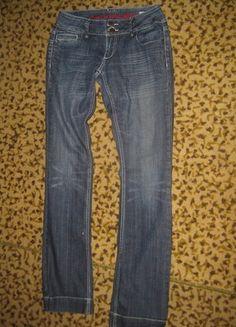 Kup mój przedmiot na #vintedpl http://www.vinted.pl/damska-odziez/spodnie-inne/6155999-spodnie-jeansowe-reporter