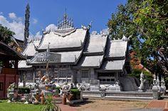 El templo de Plata- Chiang Mai