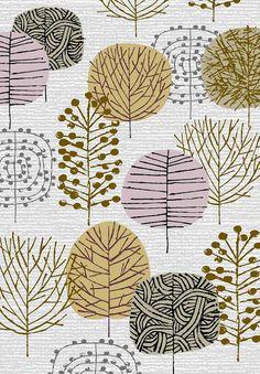 Little Winter Trees / Eloise Renouf /