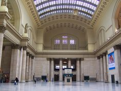 Image result for chicago union station