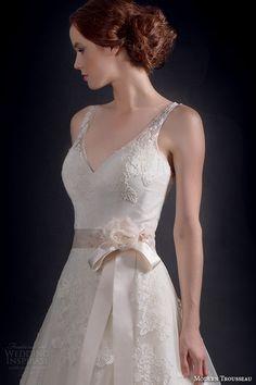 Modern Trousseau Fall 2016 Wedding Dresses | Wedding Inspirasi