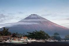 Image result for Bali Mount Gunung Agung Images