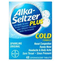 Save $1.00 on Alka-Seltzer Plus