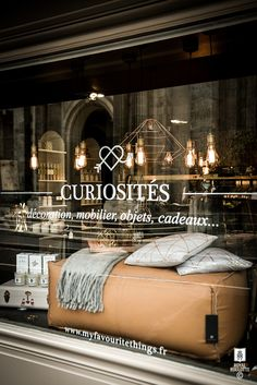 My Favourite Things Concept Store -★- Royal Roulotte Interior Design