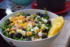Retete de mancare sanatoasa pentru slabit: 12 idei simple si rapide – Maria Nicuţar Best Salad Recipes, Cobb Salad, Acai Bowl, Broccoli, Zucchini, Menu, Breakfast, Food, Cooking Recipes