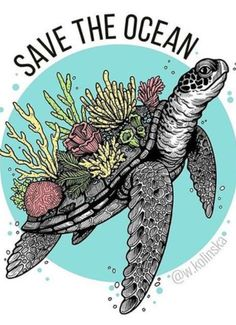 Save the ocean Now available at MENIMA Animals depend on the habitats they live. - Save the ocean Now available at MENIMA Animals depend on the habitats they live… – nature – - Save Planet Earth, Save Our Earth, Save The Planet, Our Planet, Art Environnemental, Save The Sea Turtles, Amazing Animals, Save Environment, Environment Drawing Ideas