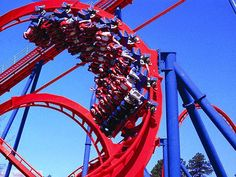 Six Flags Fiesta Texas -San Antonio