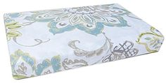 Cynthia Rowley 3pc Duvet Cover Set Large Floral Jacobean Flowers Paisley Scroll Gray Grey Turquoise Taupe Mustard Yellow Luxury Cotton Sateen (Full/Queen) Cynthia Rowley http://www.amazon.com/dp/B011S3PBH4/ref=cm_sw_r_pi_dp_cKWQvb02NC53S